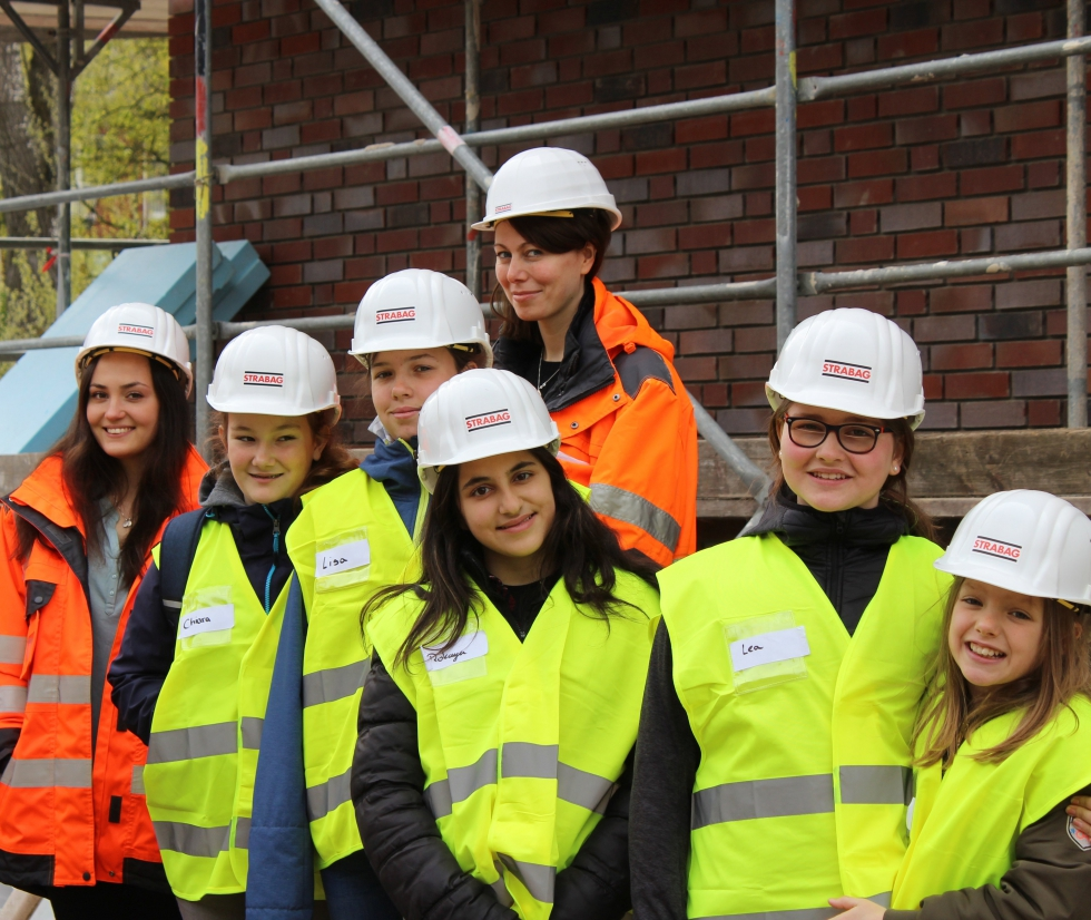 Die Baubranche Ist Keine Reine Mannerdomane Girls Day