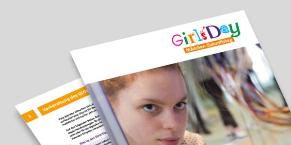 Grafik zu Girls'Day-Unterrichtsmaterialien